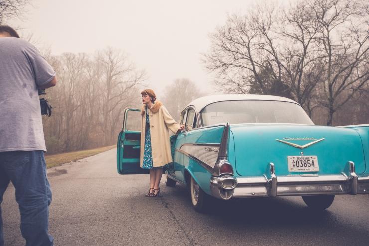Elisabeth Donaldson Classic cars